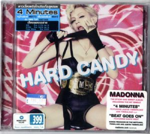 HARD CANDY - THAILAND CD ALBUM